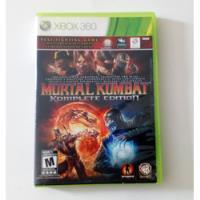 mortal kombat x xbox 360 mercadolibre