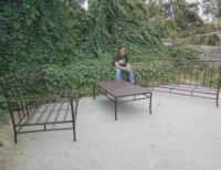 Muebles Terraza Fierro Forjado Andres Gasman
